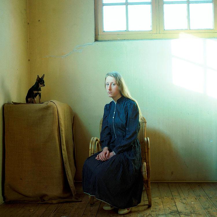 фото портрета девушки