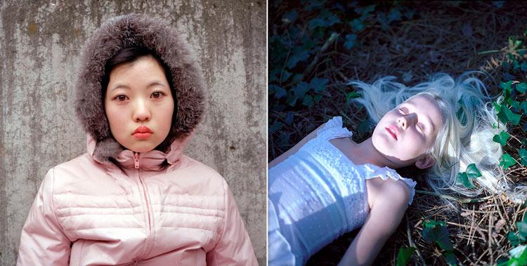 фотопортрет лица