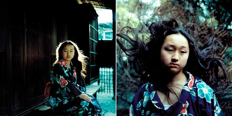 фотопортреты девочек подростков