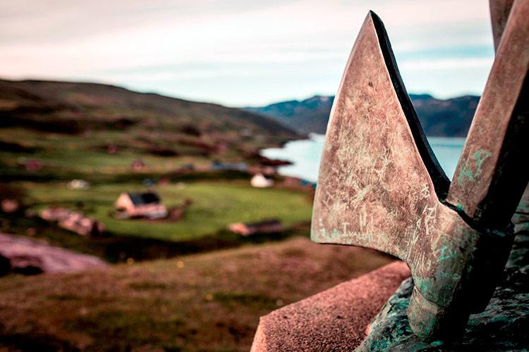 гренландия достопримечательности