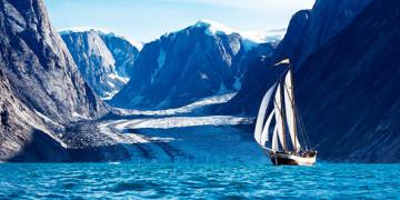 гренландия картинки острова природы