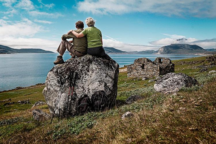гренландия зеленый остров