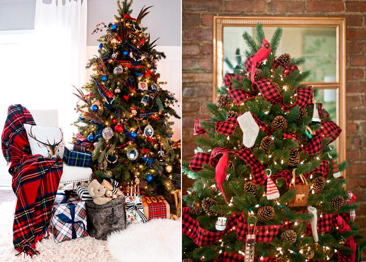 как красиво нарядить новогоднюю елку