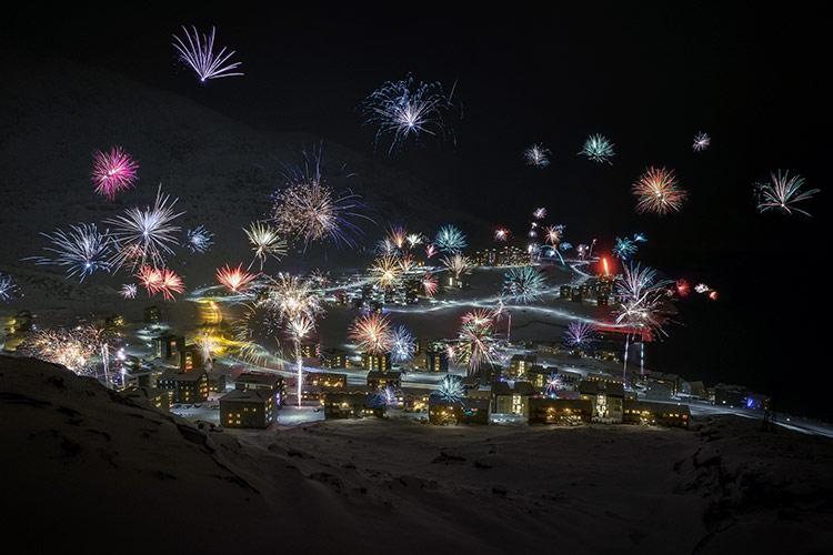 нуук гренландия фото