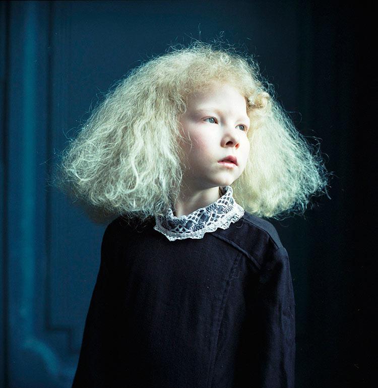 портреты детей фото