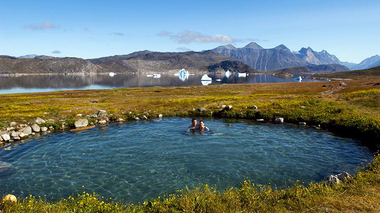 природа гренландии фото
