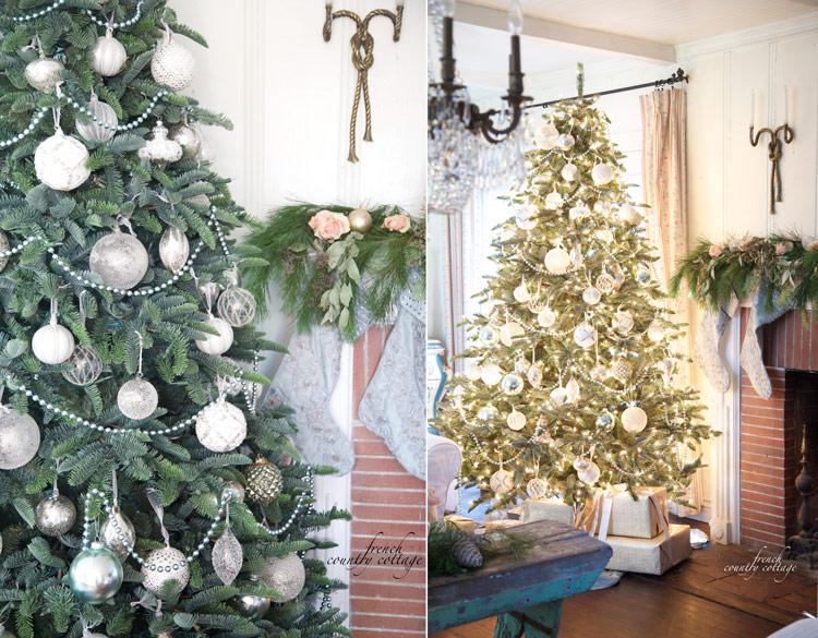 украшенные новогодние елки картинки