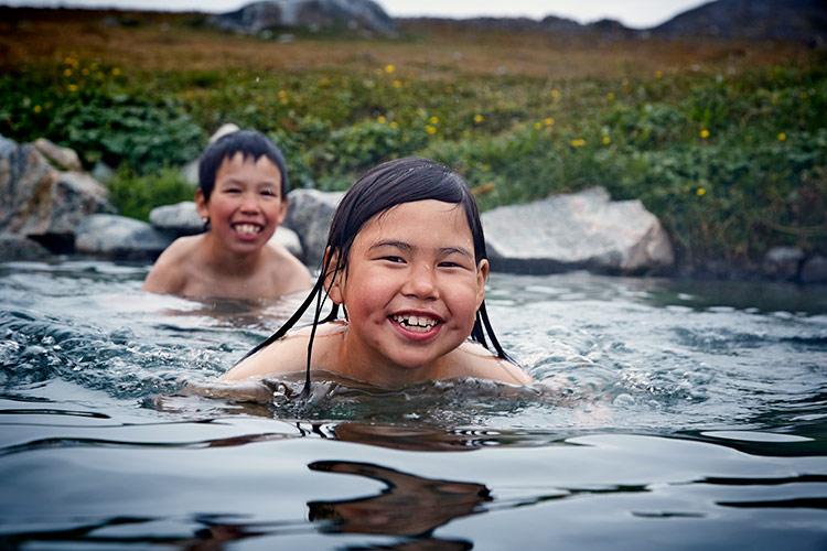 жизнь эскимосов гренландии