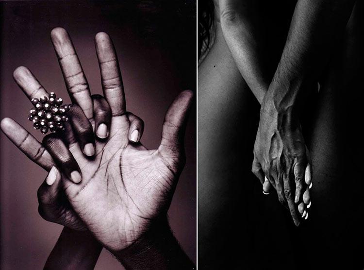 руки сплетение влюбленных