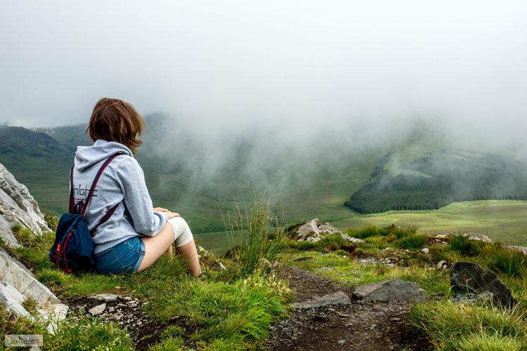 национальный парк коннемара