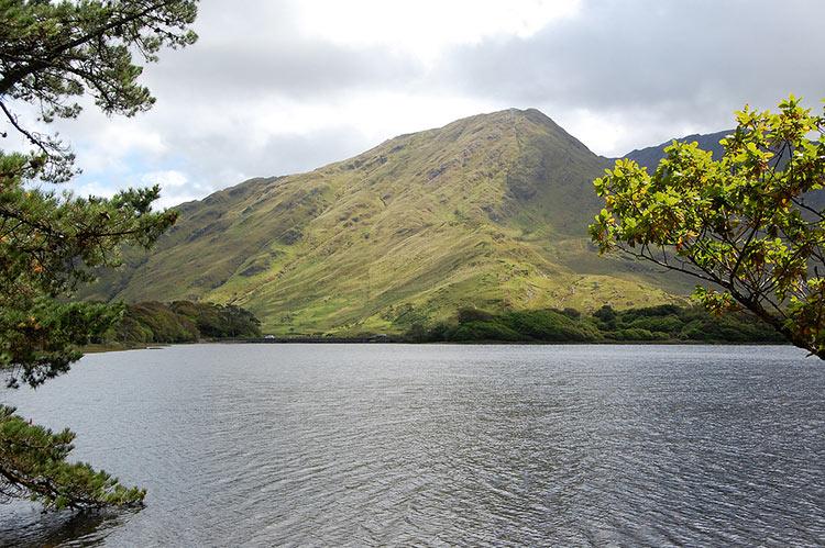 озеро ирландии