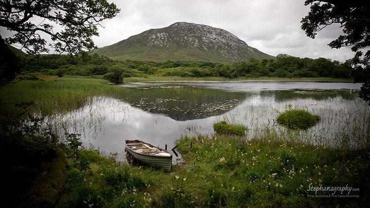 пейзажи ирландии фото