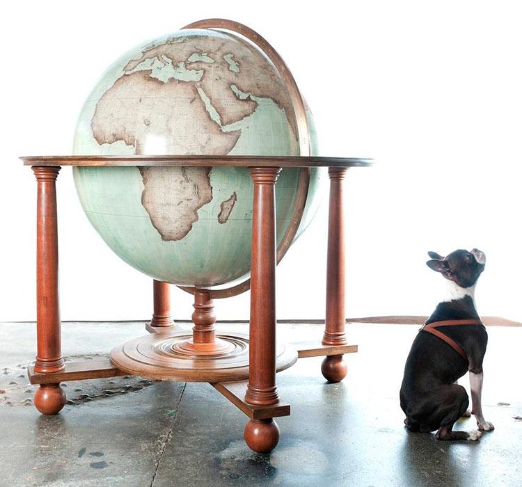 фото глобуса земли