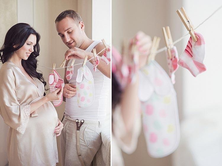 фото беременных девушек с мужем идеи