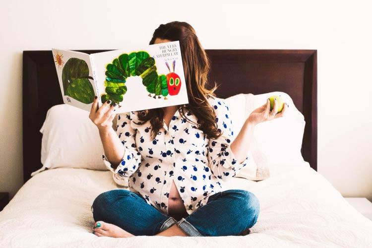 фотографии беременных девушек в домашних условиях
