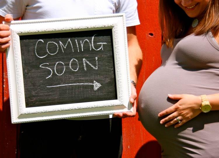 идеи фото для беременных