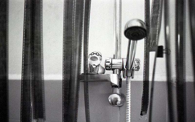 печать черно белых фотографий с пленки