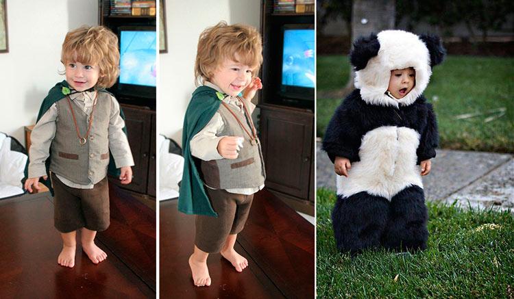 детский костюм на хэллоуин фото