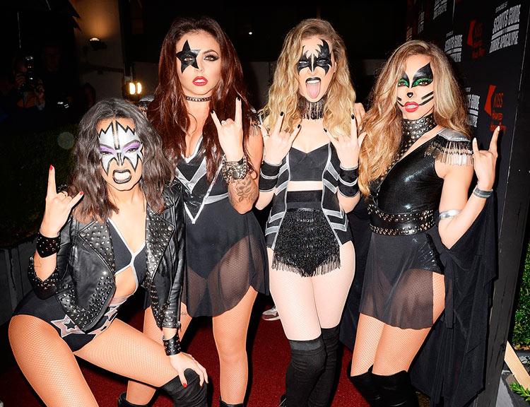 какой костюм можно сделать на хэллоуин