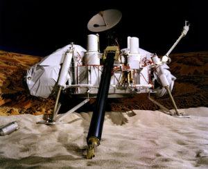 космическая станция наса для исследования марса