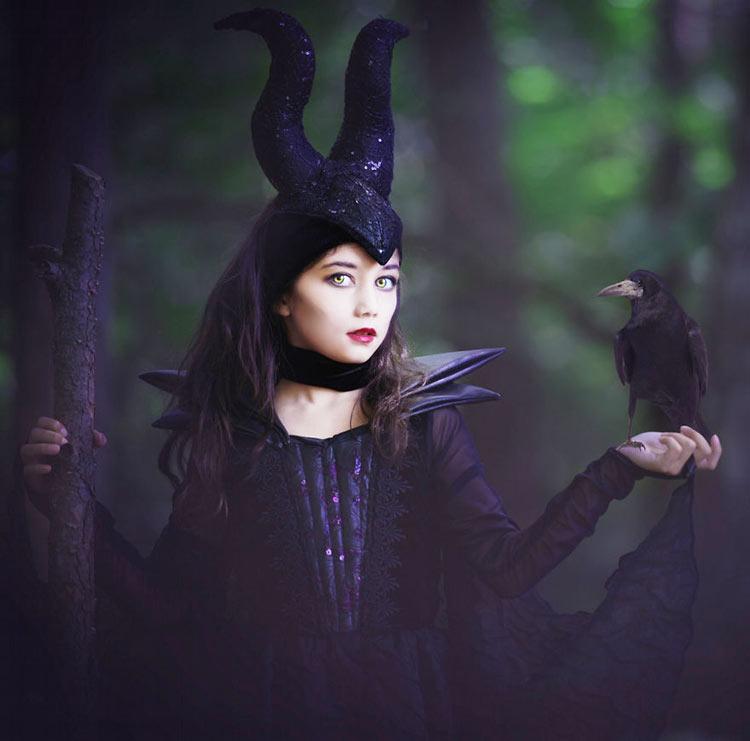 костюмы на хэллоуин для девочек 12 лет