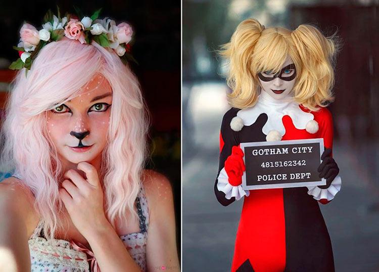 костюмы на хэллоуин для девушек фото