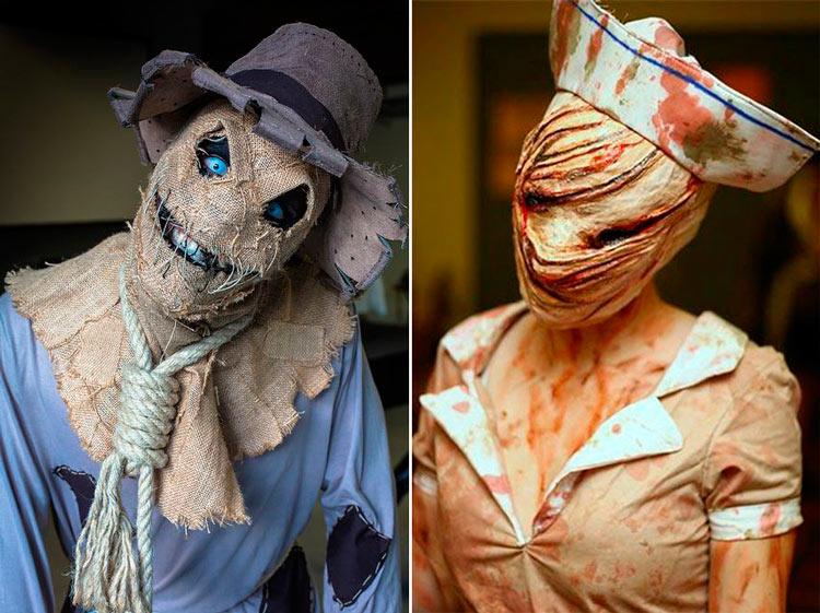 крутые костюмы на хэллоуин