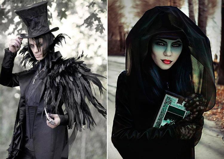 лучшие костюмы на хэллоуин