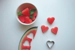 романтический завтрак для любимой