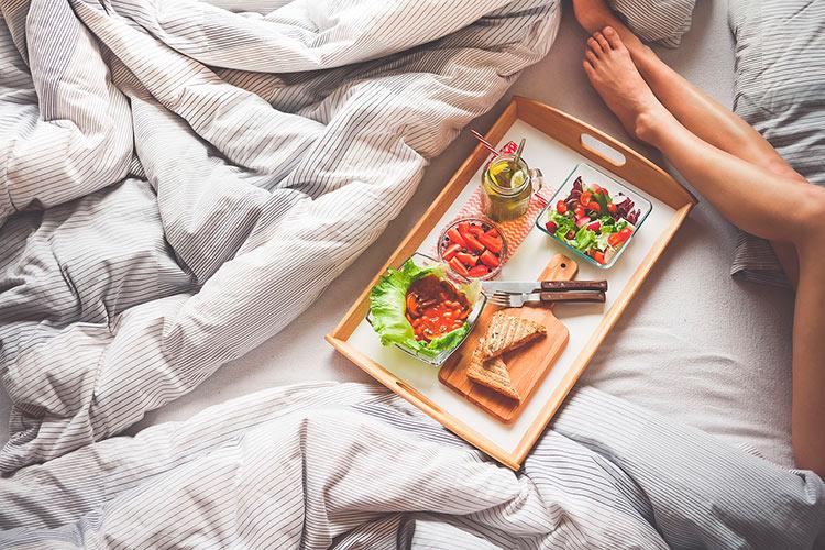 завтрак в постель картинки
