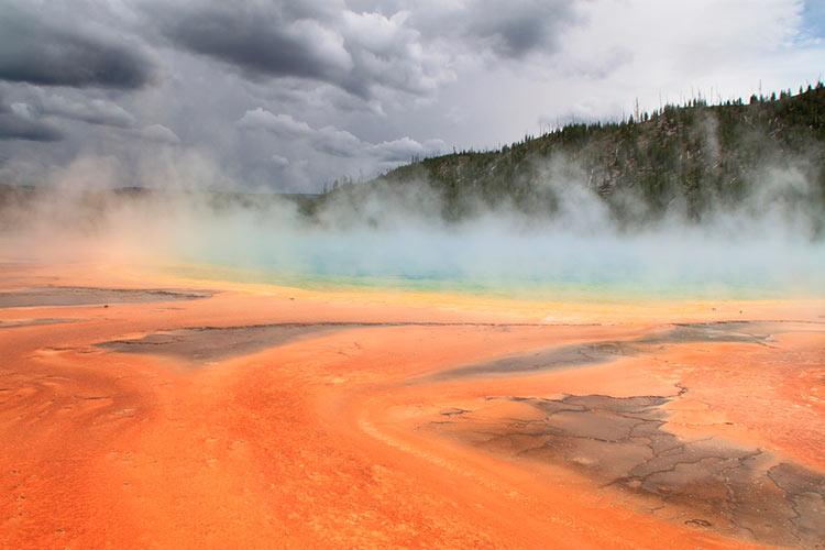 фотографии вулканов мира