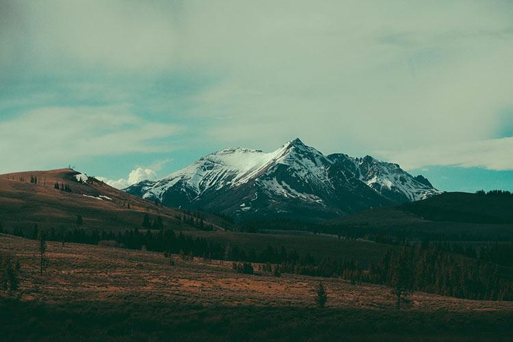 красивые вулканы мира