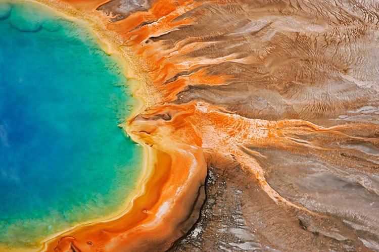 самый красивый вулкан в мире