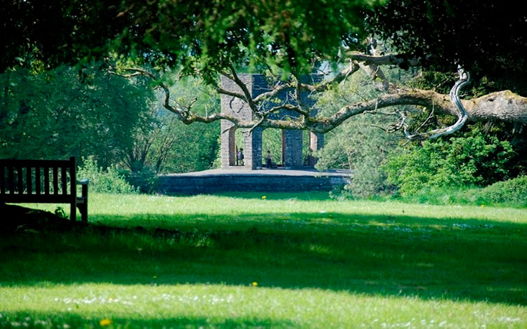 belvedere house & gardens фото
