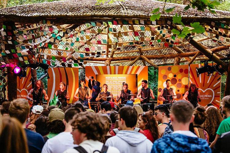музыкальный фестиваль в Ирландии