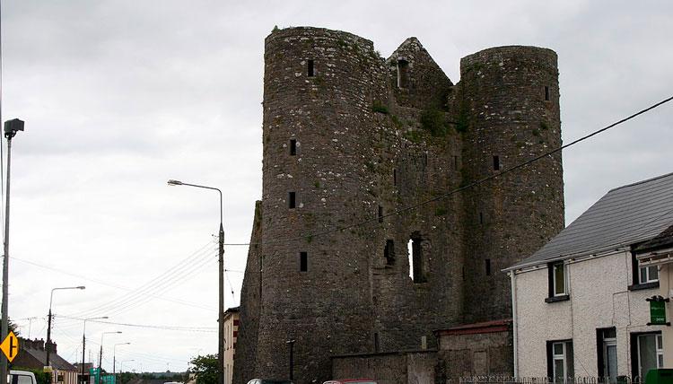 nugent castle Ireland