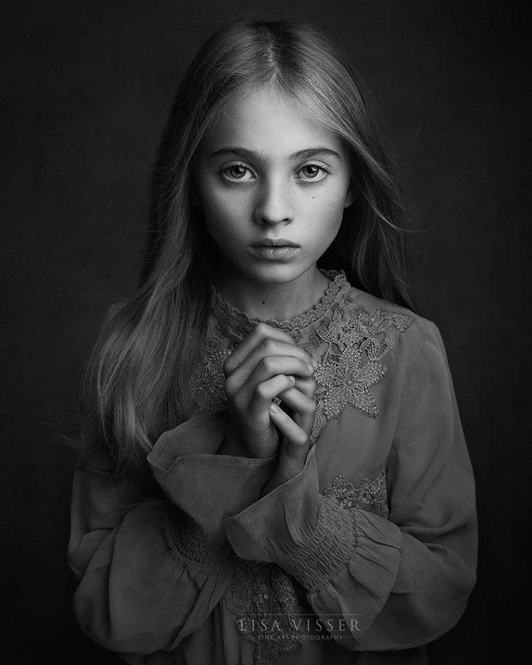 детские фотопортреты в студии 6