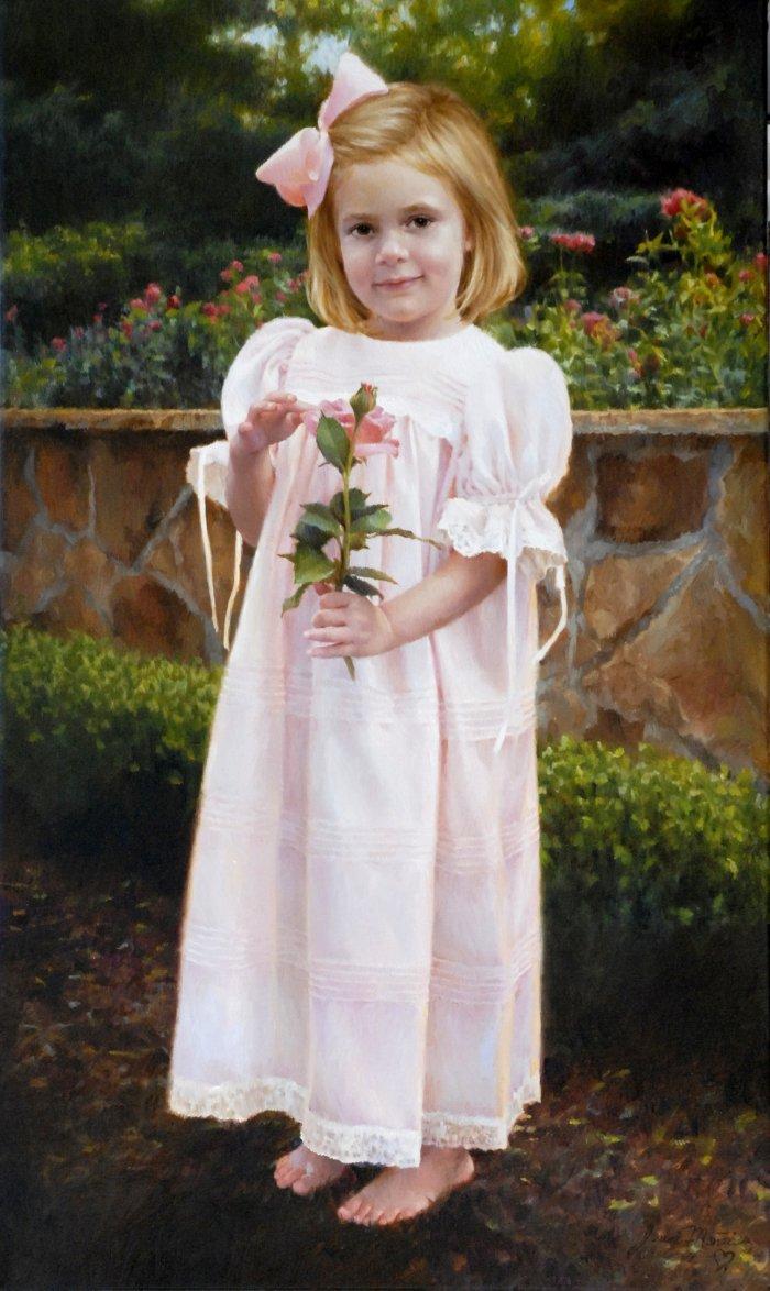красивые портреты девочек мальчиков семей 10