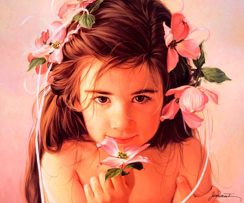 красивые портреты девочек мальчиков семей 13