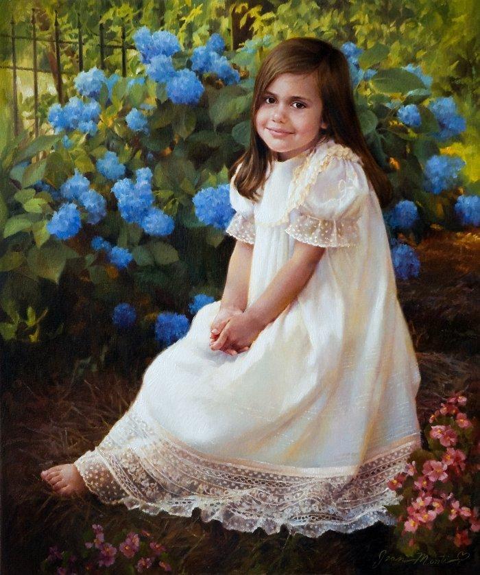красивые портреты девочек мальчиков семей 16