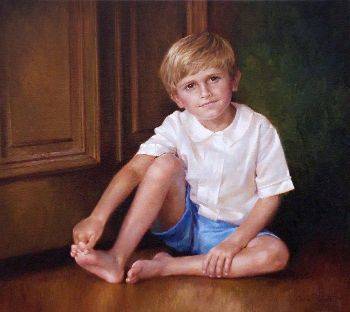 красивые портреты девочек мальчиков семей 18