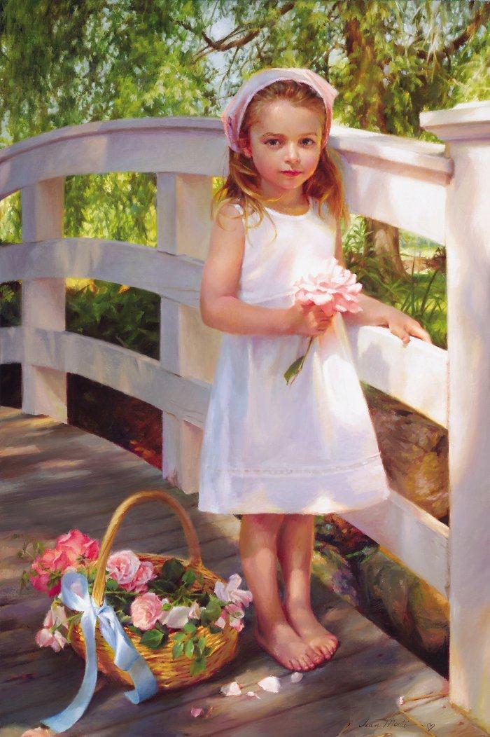 красивые портреты девочек мальчиков семей 19
