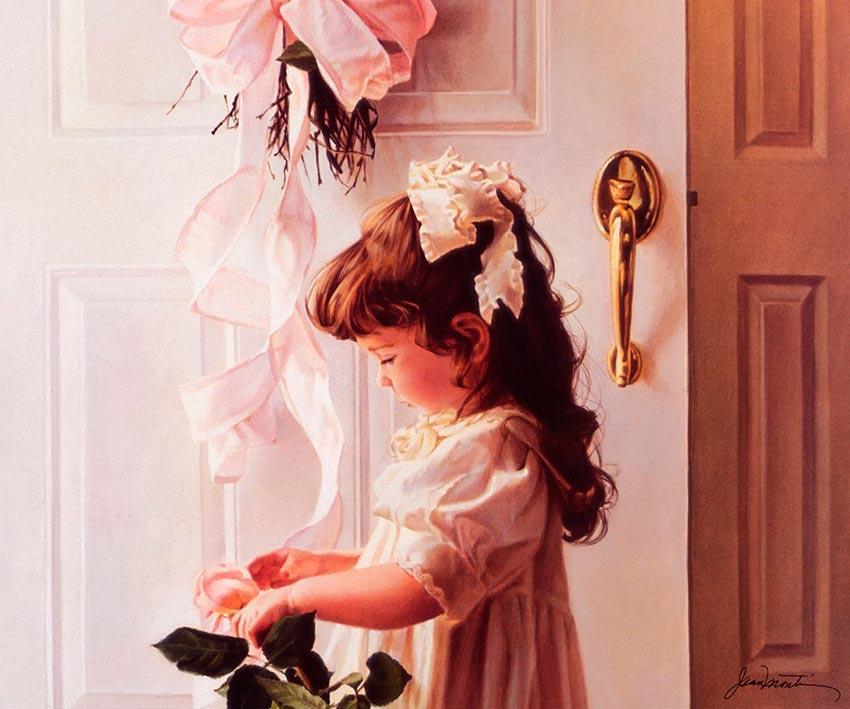 красивые портреты девочек мальчиков семей 20