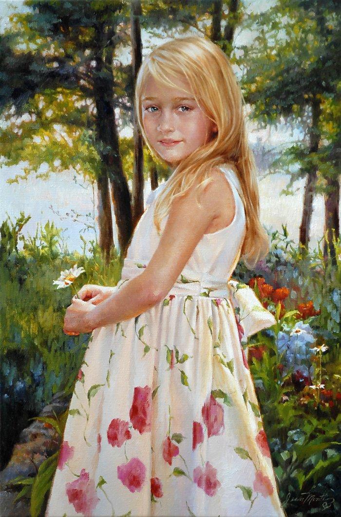 красивые портреты девочек мальчиков семей 21