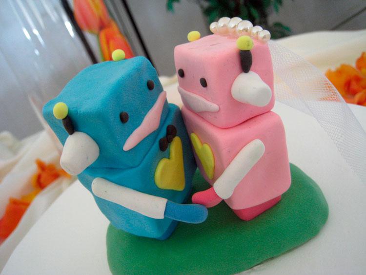 как оформить украсить торт на день святого Валентина