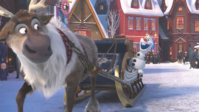 мультфильмы и фильмы для детей на новый год рождество