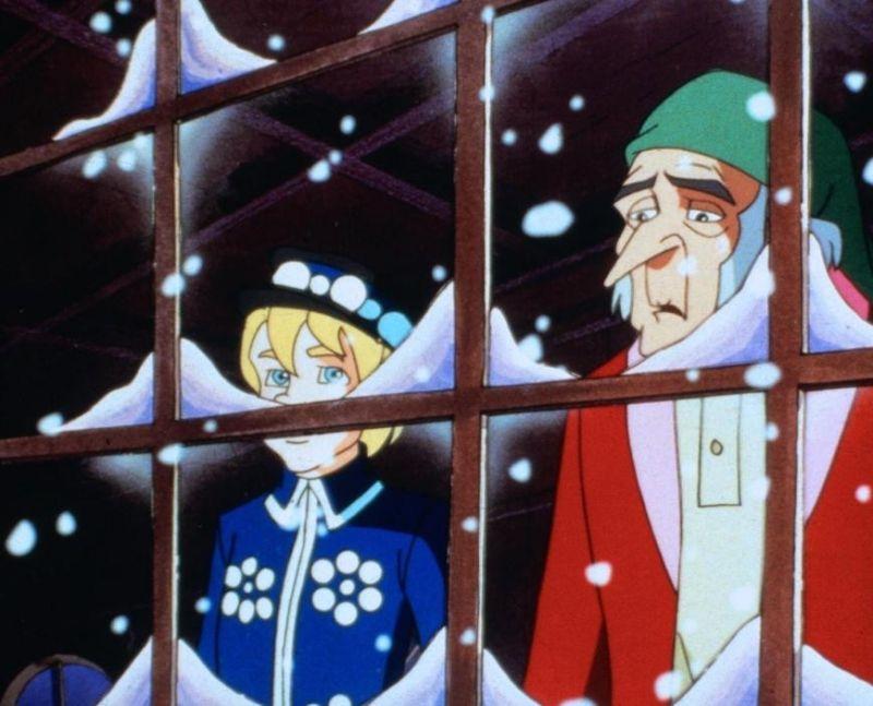 новогодние рождественские семейные мультфильмы и фильмы