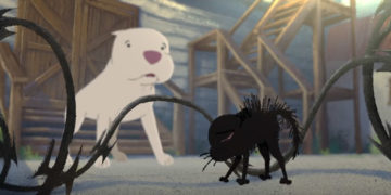 Мультик о дружбе собаки и маленького кота смотреть онлайн