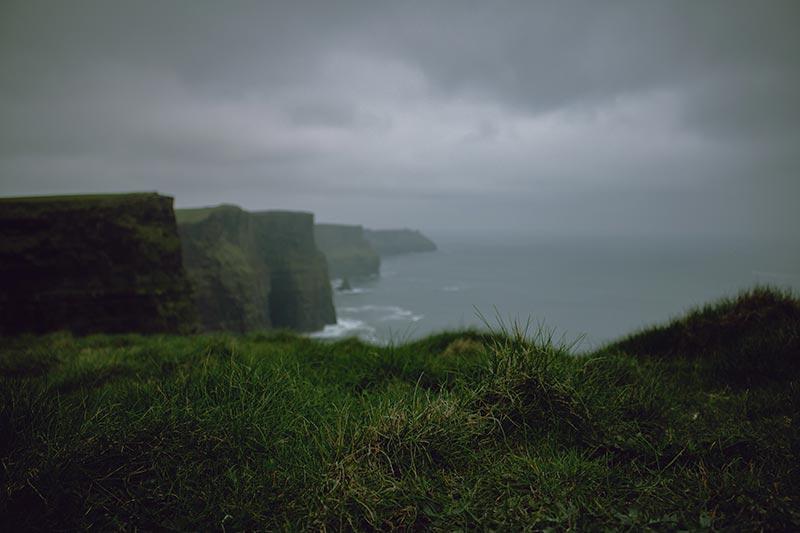 утёсы Мохер Ирландия 11