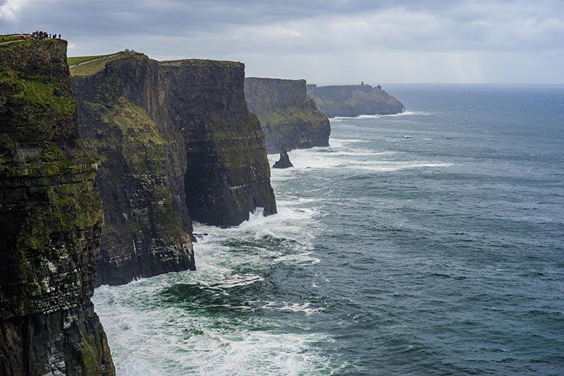 утёсы Мохер Ирландия 26